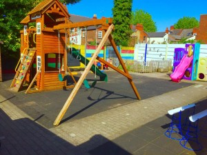 Birmingham nursery play area